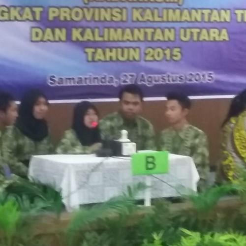 Tim Lomba Kadarkum Kabupaten Kutai Kartanegara