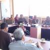 Rapat Koordinasi Tata Kelola Tarif BLUD Rumah Sakit Umum Daerah Dayaku Raja Kecamatan Kota Bangun Kabupaten Kutai Kartanegara