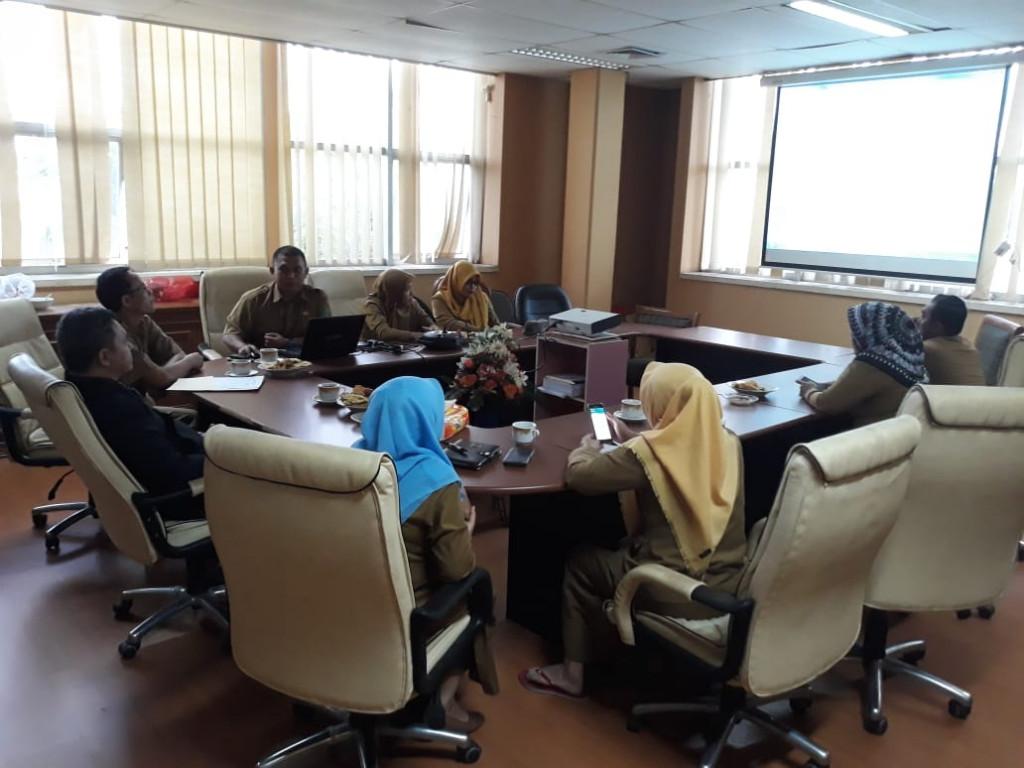 Rapat Evaluasi Rancangan Peraturan Desa