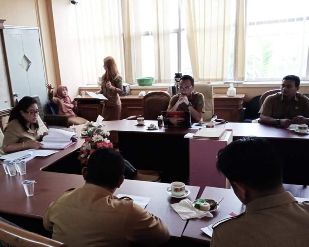 Rapat Koordinasi Bantuan Hukum Sekretariat Kabupaten Kutai Kartanegara