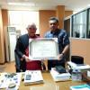 Pemerintah Kabupaten Kutai Kartanegara meraih penghargaan sebagai Kabupaten Peduli Hak Asasi Manusia (HAM) dari Presiden Republik Indonesia