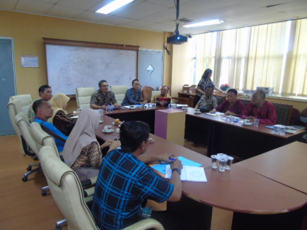 Rakor Pelaporan Data Rencana Aksi Nasional Hak Asasi Manusia (RANHAM) Kabupaten Kutai Kartanegara