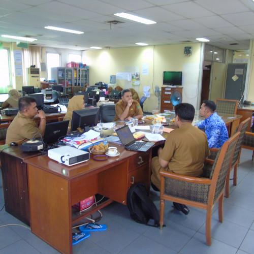 RAPAT PEMBAHASAN PERATURAN BUPATI BADAN PERMUSYAWARATAN DESA (BPD)