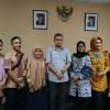 Kunjungan Biro Hukum Provinsi Kaltim ke Bagian Hukum Kukar