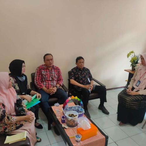 Kunjungan Kerja Bagian Hukum Sekretariat Daerah Ke Kemenkumham Provinsi Kalimantan Timur