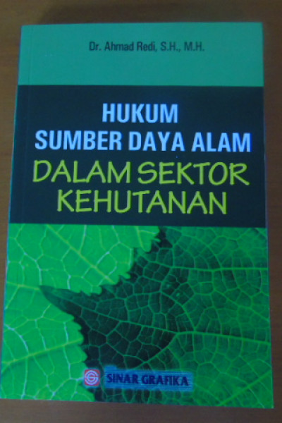Hukum SDA Dalam Sektor Kehutanan