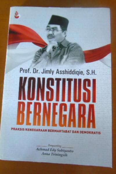 Konstitusi Bernegara