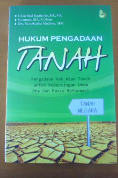 Hukum Pengadaan Tanah