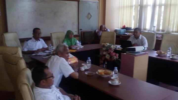 Pelatihan Pembuatan Raperdes oleh Bagian Hukum Sekretariat Kabupaten Kutai Kartanegara