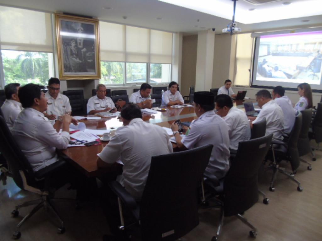 Sosialisasi Peraturan Mahkamah Agung Republik Indonesia Nomor 6 Tahun 2018 Tentang Pedoman Penyelesaian Sengketa Administrasi Pemerintahan setelah menempuh upaya Administratif